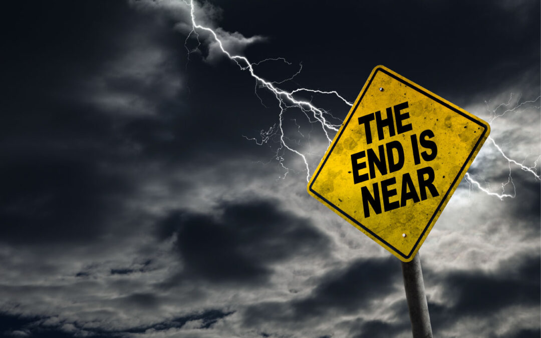 The end is nigh! – Windows 7 No longer supported from January 2020